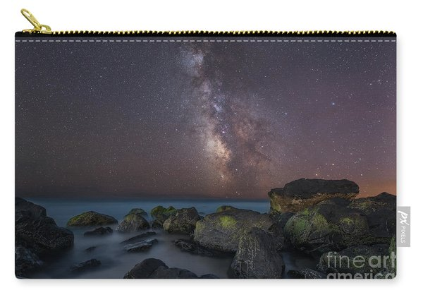 Under The Moon Light Carry-all Pouch