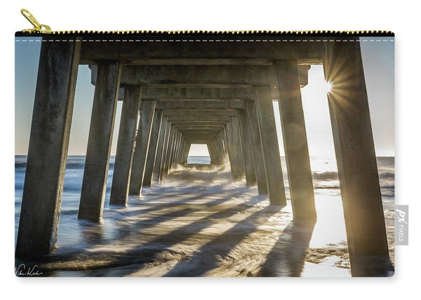 Under The Pier #2 Carry-all Pouch