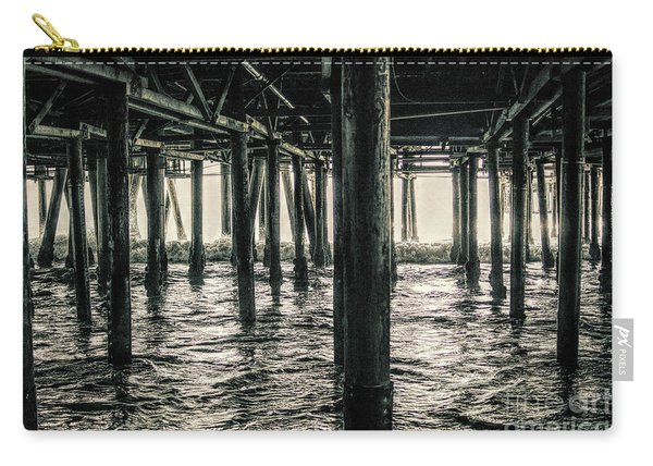 Under The Pier 3 Carry-all Pouch