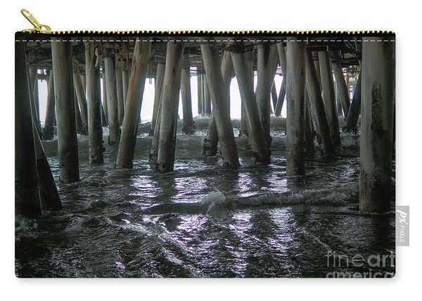 Under The Pier 4 Carry-all Pouch