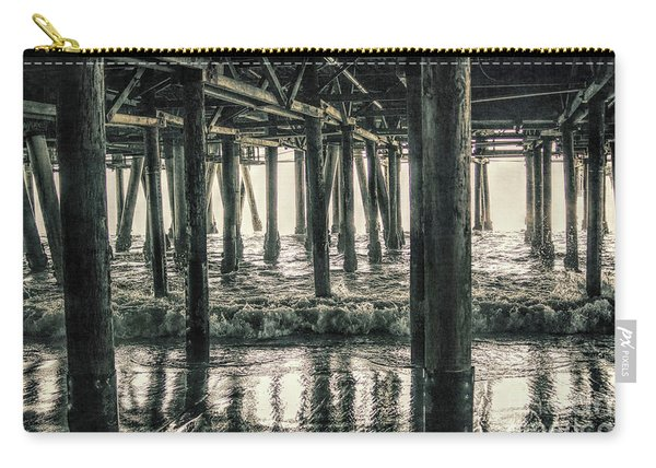 Under The Pier 5 Carry-all Pouch