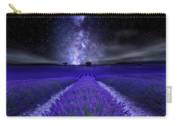 Under The Stars Carry-all Pouch