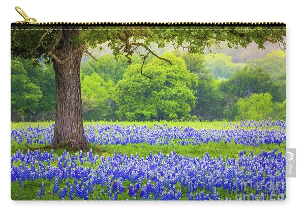 Under The Tree Carry-all Pouch