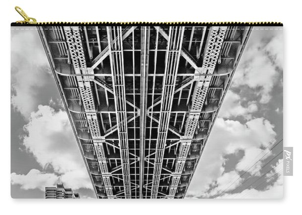 Underneath The Queensboro Bridge Carry-all Pouch