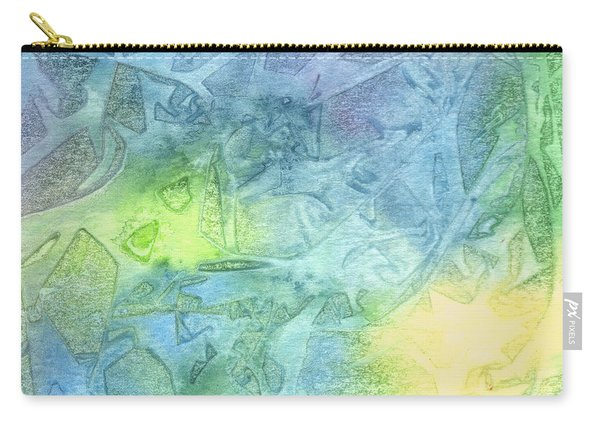Undersea Luminescence Carry-all Pouch