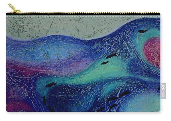 Undersea Movement Carry-all Pouch