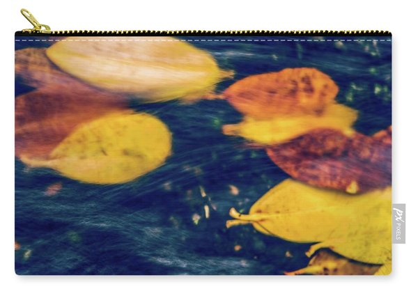 Underwater Colors Carry-all Pouch