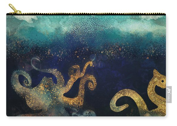 Underwater Dream II Carry-all Pouch