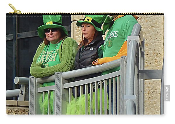Unhappy Leprechauns Carry-all Pouch