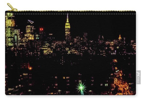 Union City Nj Traffic Carry-all Pouch