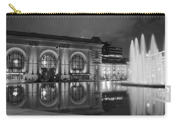 Union Station Reflections Carry-all Pouch