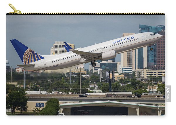 United Airlines Carry-all Pouch