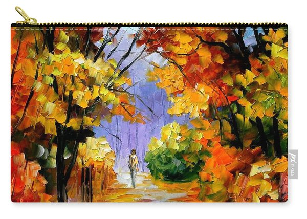 Unity With Nature Carry-all Pouch