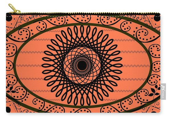 Universal Awareness Carry-all Pouch