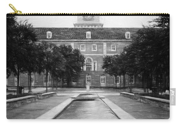 University Of North Texas Bw Carry-all Pouch