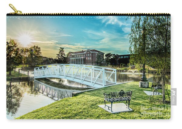 University Of Southern Mississippi Carry-all Pouch