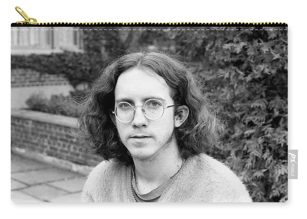 Unshaven Photographer, 1972 Carry-all Pouch