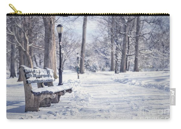 Until It Melts Away Carry-all Pouch