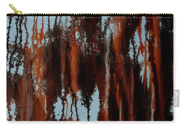 Sunset Of Duars Carry-all Pouch