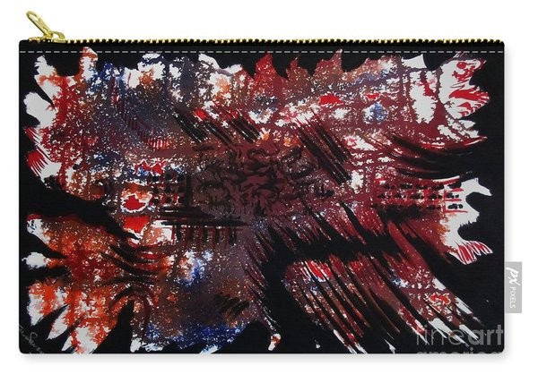 Red Kiss Carry-all Pouch