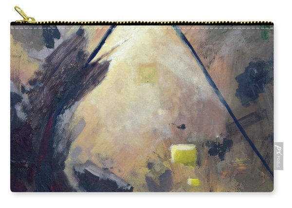 Untitled Abstract 730-17 Carry-all Pouch