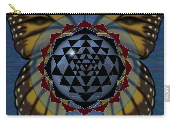 Transforming Meditation Carry-all Pouch