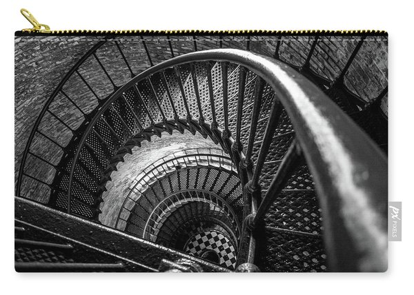Unwind  - Currituck Lighthouse Carry-all Pouch
