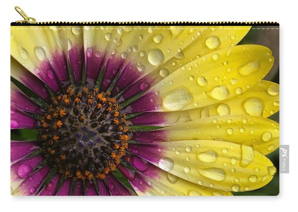 Daisy Up Close  Carry-all Pouch