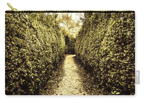 Up The Garden Path Carry-all Pouch