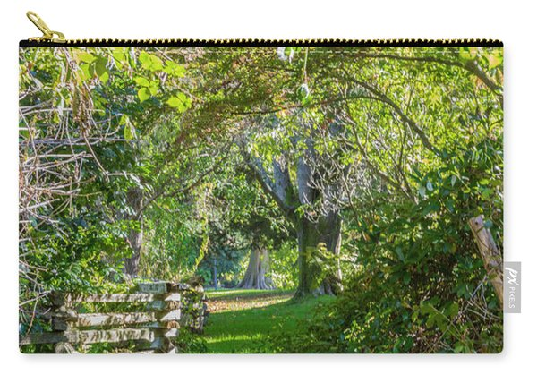 Up The Secret Path Carry-all Pouch