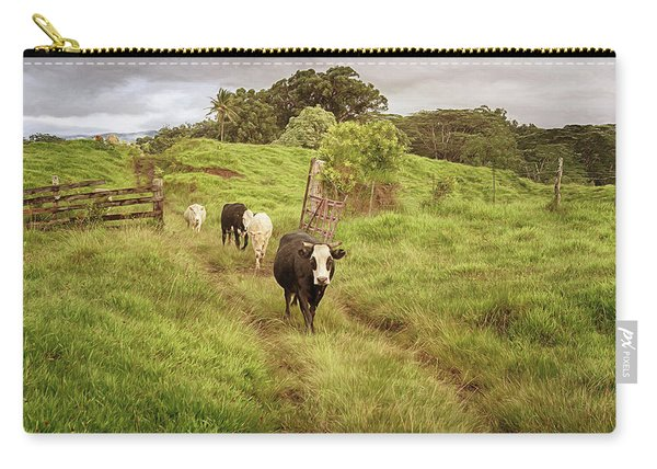 Upcountry Ranch Carry-all Pouch