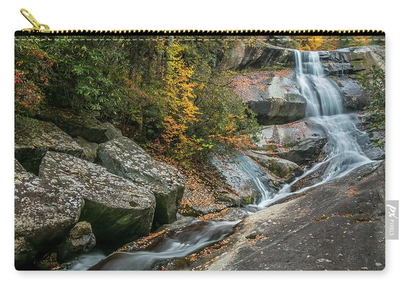 Upper Creek Falls Carry-all Pouch