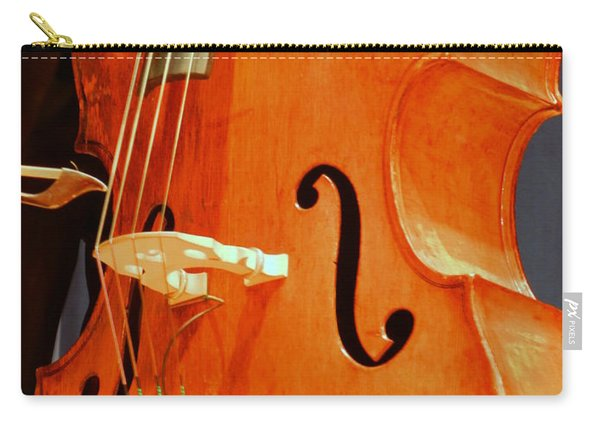 Upright Bass 3 Carry-all Pouch