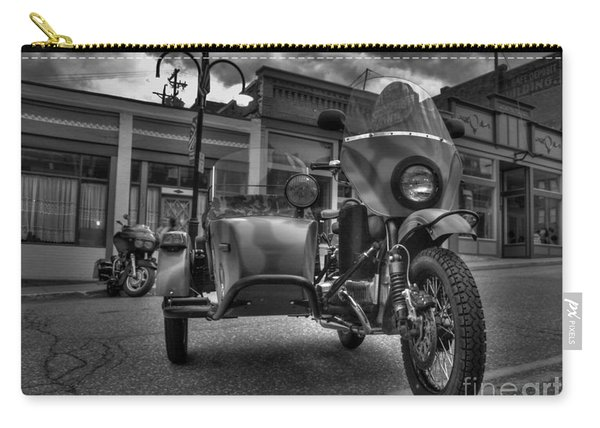 Ural - Bw Carry-all Pouch