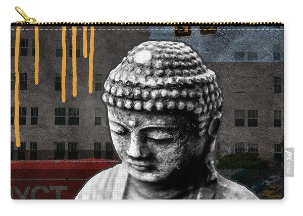 Urban Buddha  Carry-all Pouch