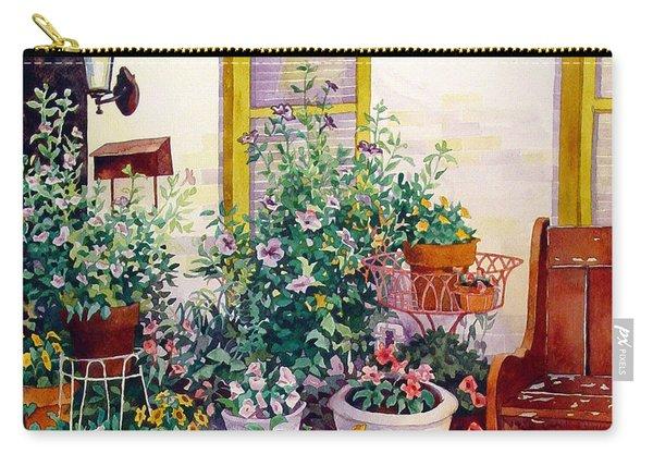 Urban Garden Carry-all Pouch