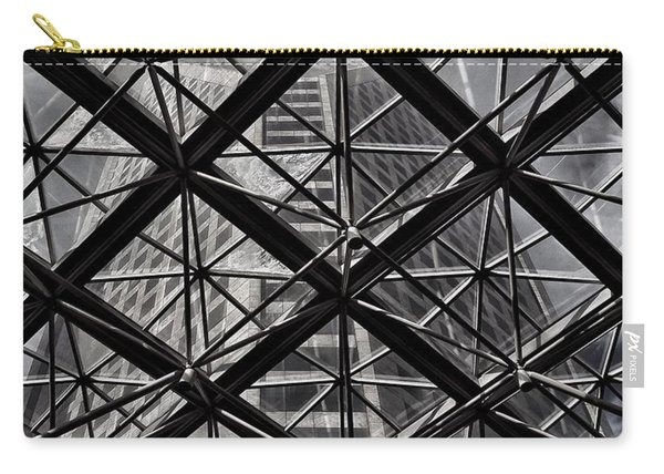 Urban Patterns - Sao Paulo  Carry-all Pouch