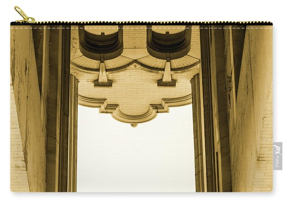 Urban Portals - Architectural Abstracts Carry-all Pouch