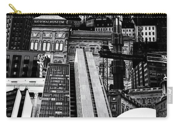 Urban Stockholm Carry-all Pouch