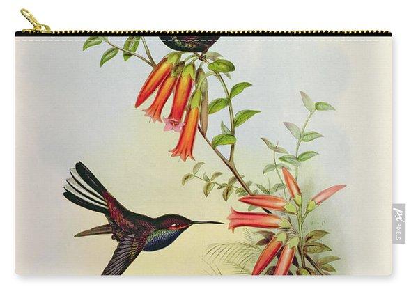 Urochroa Bougieri Carry-all Pouch