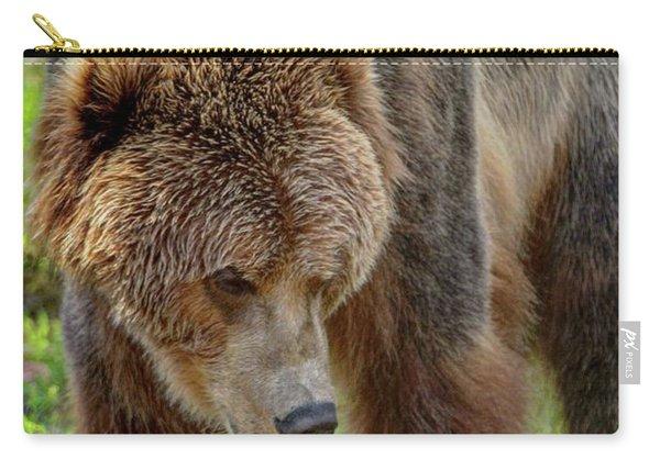 Ursus Arctos Carry-all Pouch