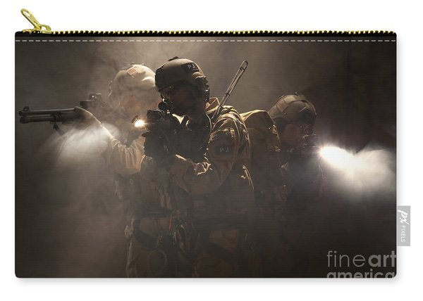 U.s. Air Force Csar Parajumpers Carry-all Pouch