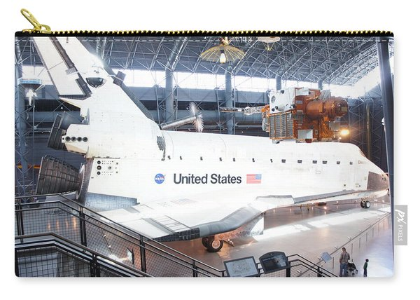 First Space Shuttle Enterprise Carry-all Pouch