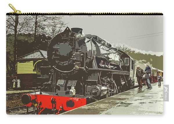 Usa Class S160 Locomotive Carry-all Pouch