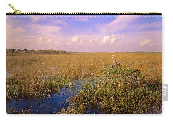 Usa, Florida, Everglades National Park Carry-all Pouch