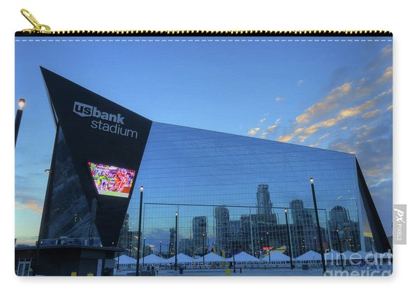 Usbank Stadium Morning Carry-all Pouch