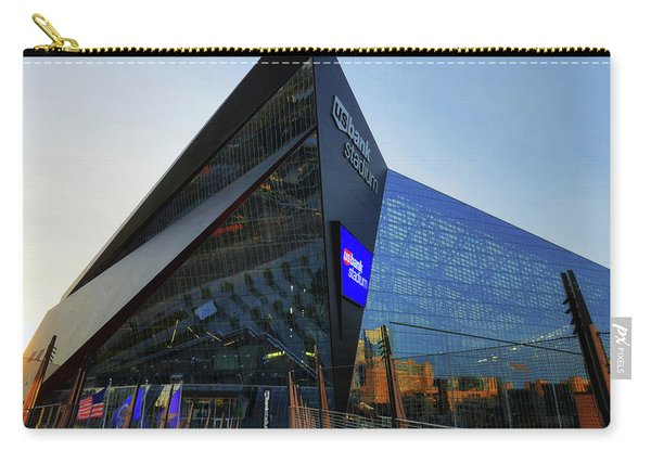 Usbank Stadium The Approach Carry-all Pouch