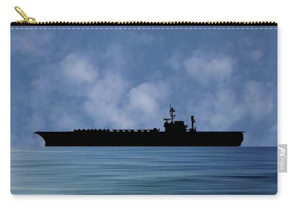 Uss America 1965 V1 Carry-all Pouch