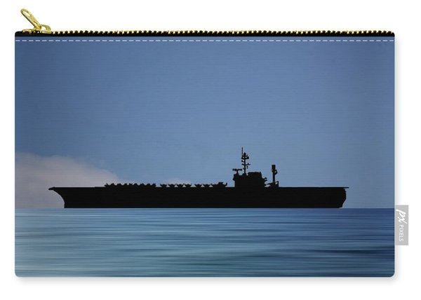 Uss America 1965 V4 Carry-all Pouch