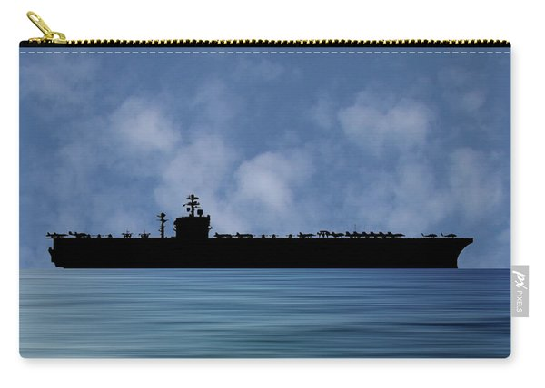 Uss Carl Vinson 1982 V1 Carry-all Pouch